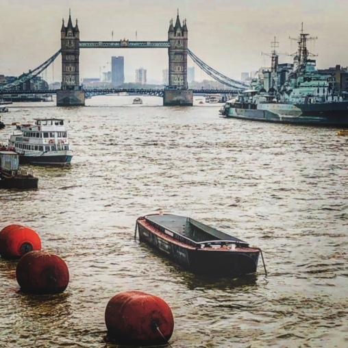Business development trip to London!