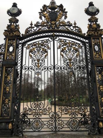 Gate of Parc Monceau