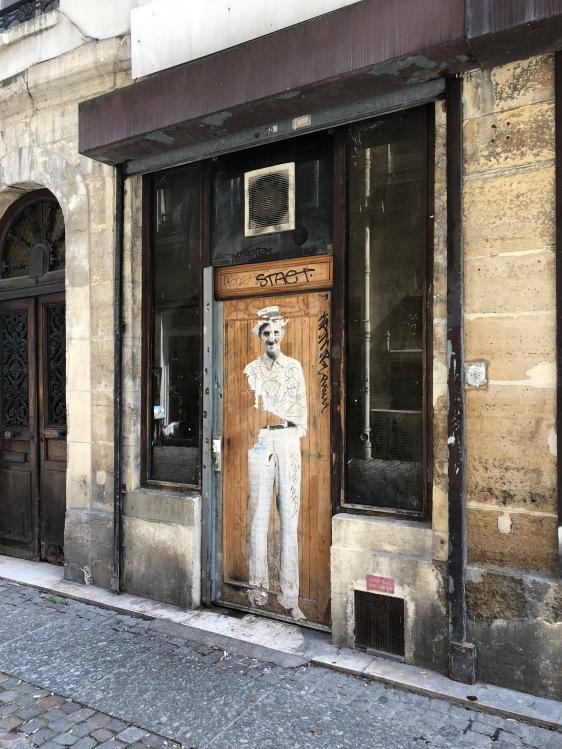 Paris Street Scenes