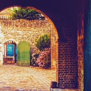 Honfleur doors