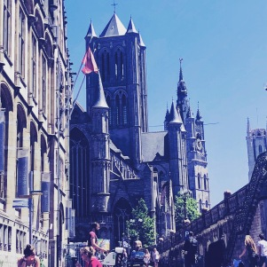 A weekend in Ghent - amazing city! So much design and amazing food!