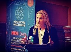 My first keynote speech at the Pasteur Institute in Paris November 2018