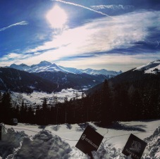 My first trip to Davos for WEF!