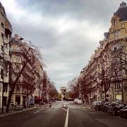 Paris Lockdown 2020