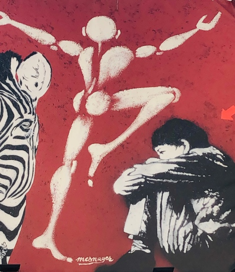 World Feeling - Paris Street Art